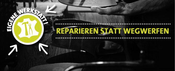 Aktion 2020, Raparaturwoche, Reparieren statt wegwerfen